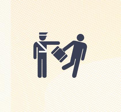Вопрос о депортации гражданина России, находящегося в федеральном розыске